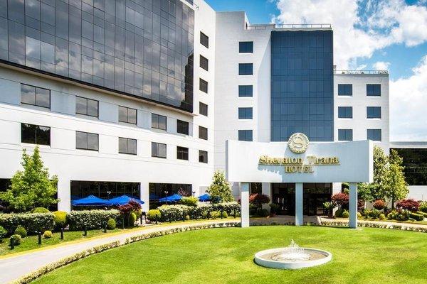 Sheraton Tirana Hotel - фото 21