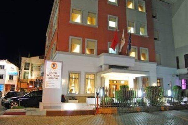 Boutique Hotel Kotoni - 22
