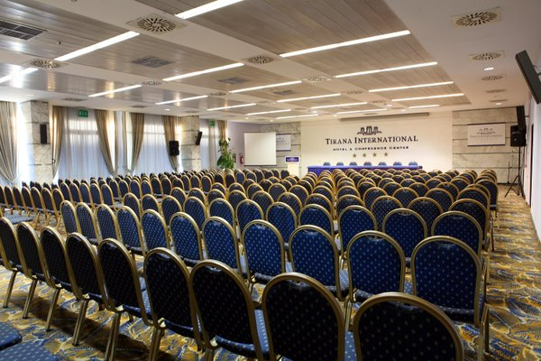 Tirana International Hotel & Conference Center - фото 17