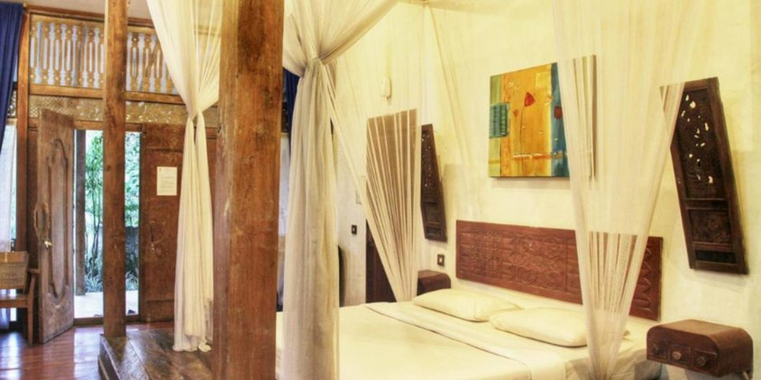 Hotel Hotel Sapulidi Cafe Gallery Resort Lembang Lembang