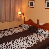 Отель Apartamentos Solana de Ransol