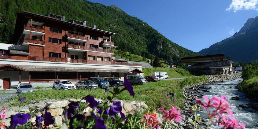 Hotel Hotel Dormio Resort Les Portes Du Mont Blanc Vallorcine - Dormio resort les portes du mont blanc