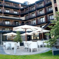 Отель Hotel Piolets Park & Spa