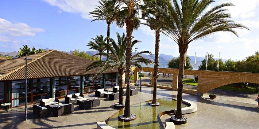 Hotel Hotel Portblue Club Pollentia Resort Spa Alcudia Alcudia