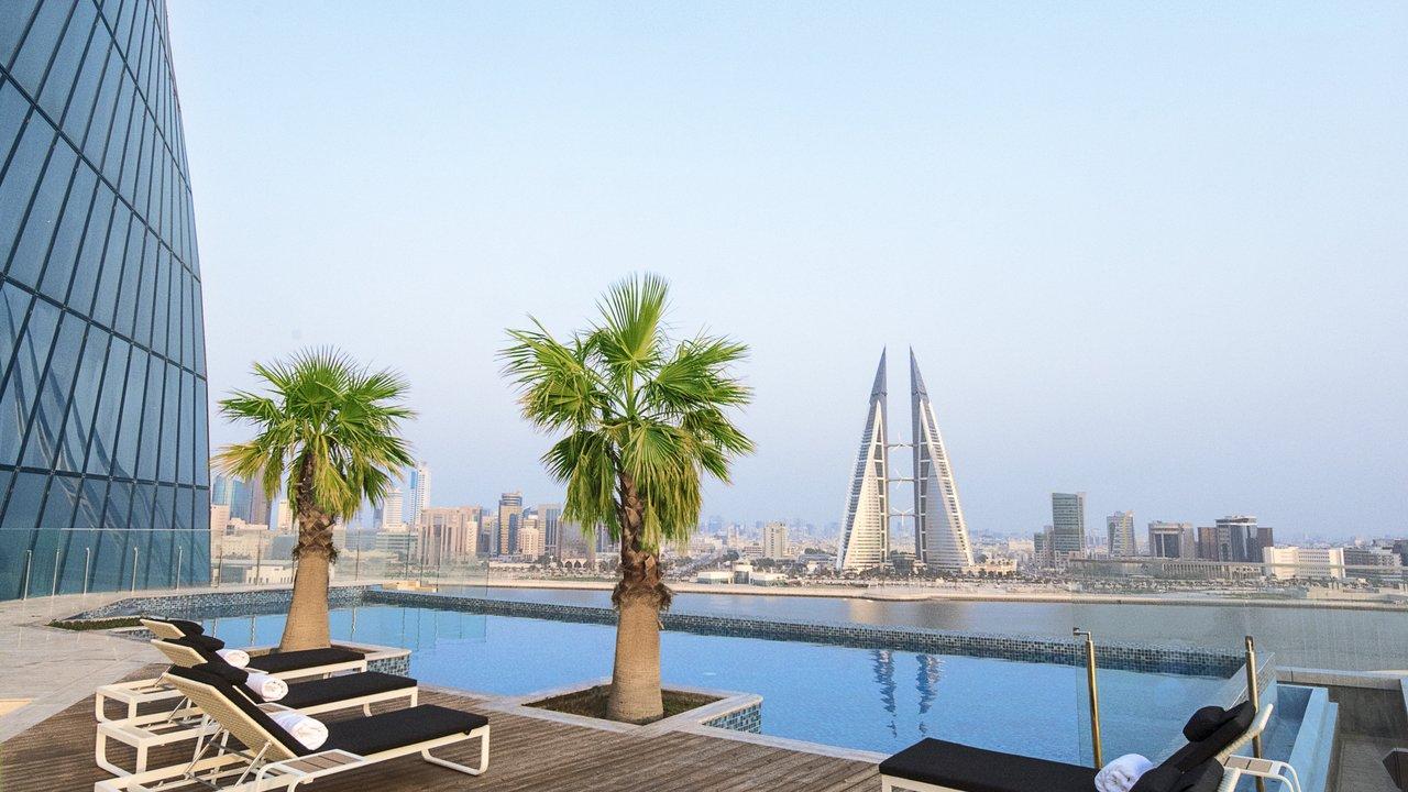 Королевство Бахрейн ! Арабская сказка ! Шикарный отель !