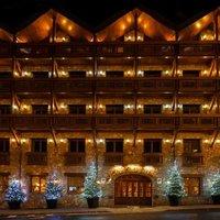 Отель Hotel Xalet Montana