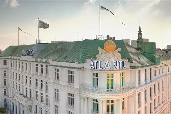 Hotel Atlantic Kempinski Hamburg - фото 22
