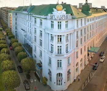 Hotel Atlantic Kempinski Hamburg - фото 23