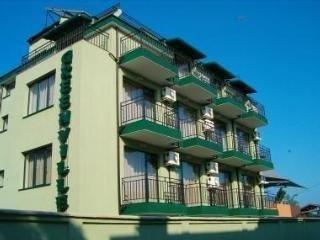 Отель «GREEN VILLE», Китен