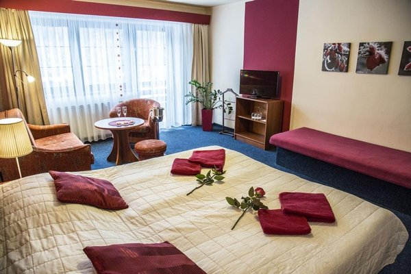Hotel Centrum Harrachov - фото 25