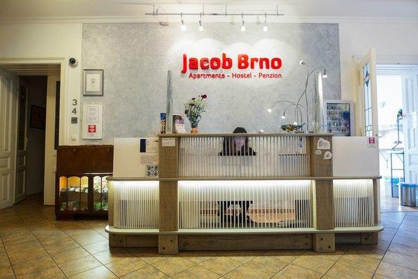 Apartments and Penzion Jacob - фото 16