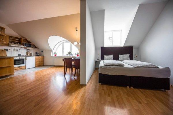 Apartments and Penzion Jacob - фото 17