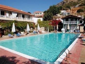 Ilios Hotel, Питагорио