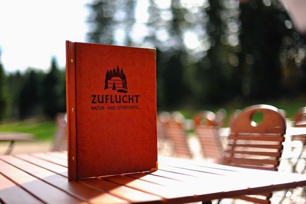 Natur- und Sporthotel Zuflucht - фото 19