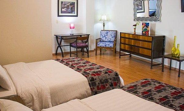 Гостиница «Trueba», Орисаба
