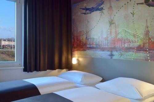 B&B Hotel Dusseldorf-Airport - фото 2