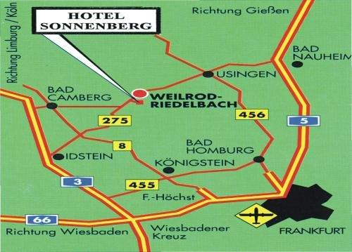 Hotel Sonnenberg - фото 12