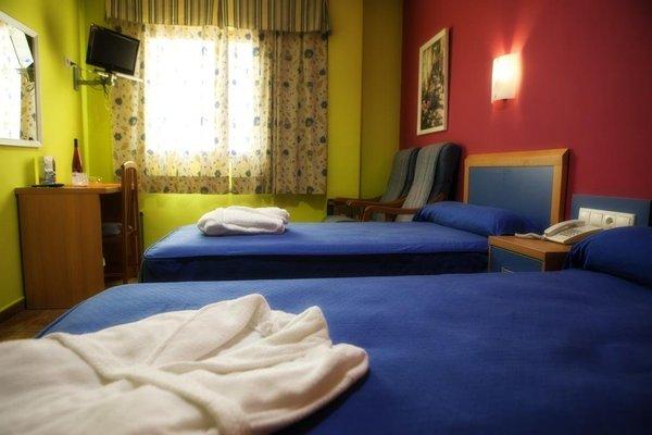 Hotel Balneario Banos de la Concepcion - фото 45