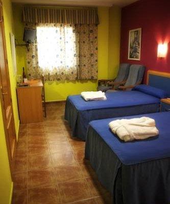 Hotel Balneario Banos de la Concepcion - фото 1