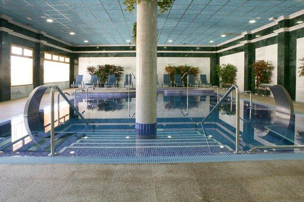 Hotel Balneario Banos de la Concepcion - фото 14