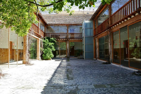 Hotel Balneario Banos de la Concepcion - фото 16