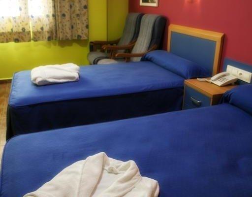 Hotel Balneario Banos de la Concepcion - фото 5