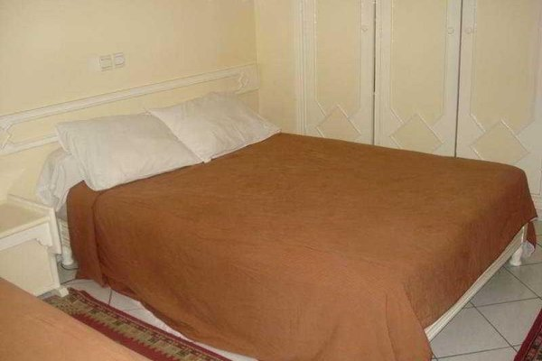Гостиница «Salim», Касабланка