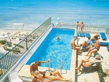 Hotel Marina Playa De Palma - фото 20