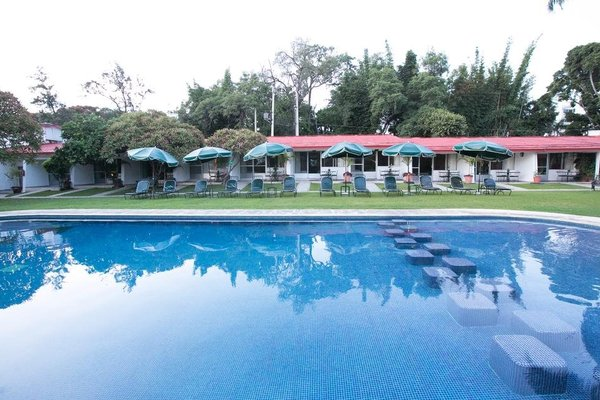 Hotel Jacarandas - фото 19