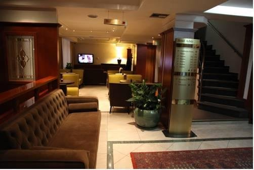 Arber Hotel - фото 8