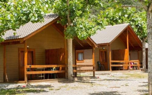 Camping L'Orri Del Pallars - фото 15