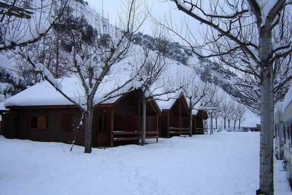 Camping L'Orri Del Pallars - фото 22
