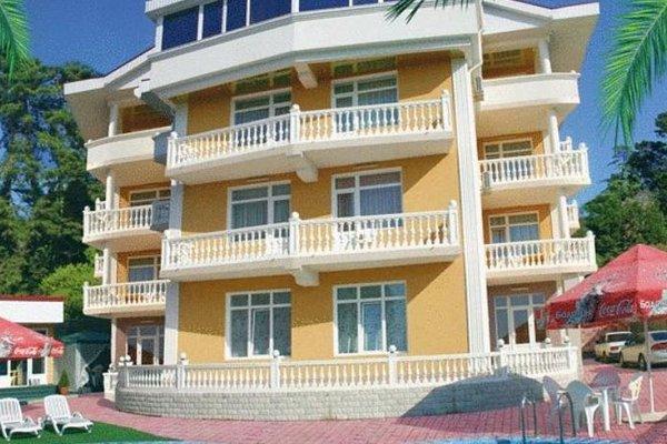 Отель Морской Бриз - фото 17