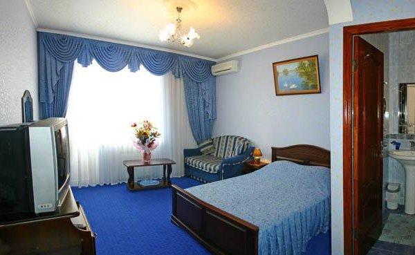 Отель Морской Бриз - фото 10