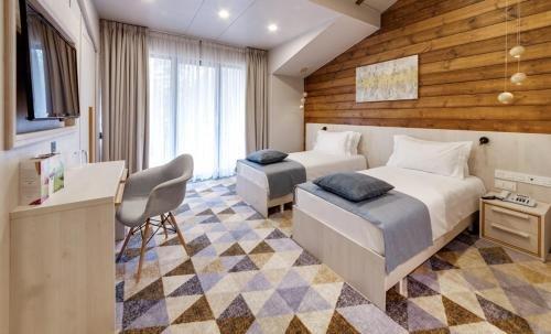 Отель «Les Art Resort» - фото 1