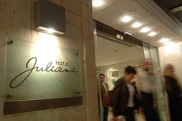 Hotel Juliani - Boutique Hotel - фото 14