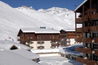 Гостиница «Residence du Val Claret», Тинь