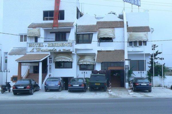 Hotel Hacienda - фото 22