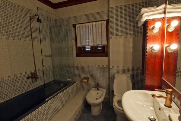 Hotel Restaurant Bujtina e Gjelit - фото 10