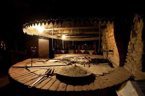 Hotel Restaurant Bujtina e Gjelit - фото 20