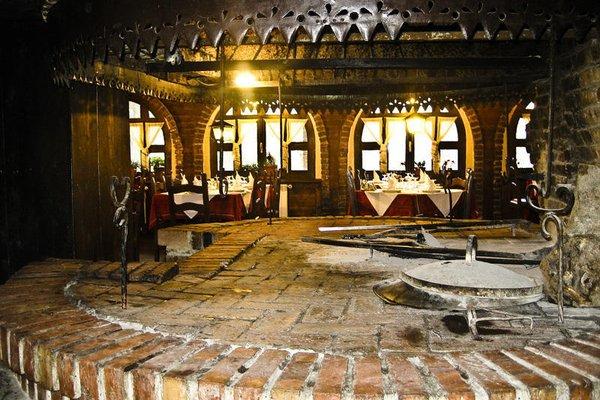 Hotel Restaurant Bujtina e Gjelit - фото 7
