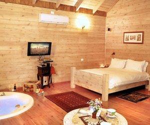 The Beautiful Cabins Rosh Pinna Israel