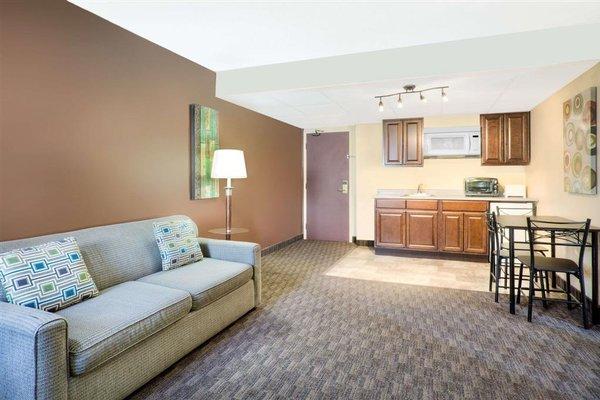Howard Johnson Inn and Suites Miramichi - фото 50