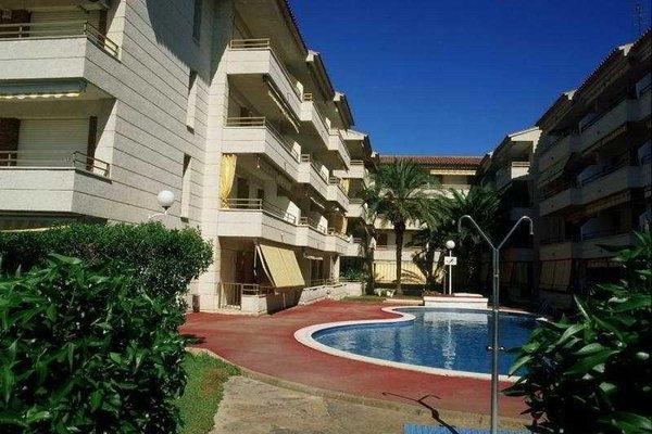 Apartamentos Colibri - фото 23