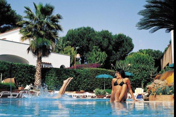 Grand Hotel Terme Di Augusto - фото 20