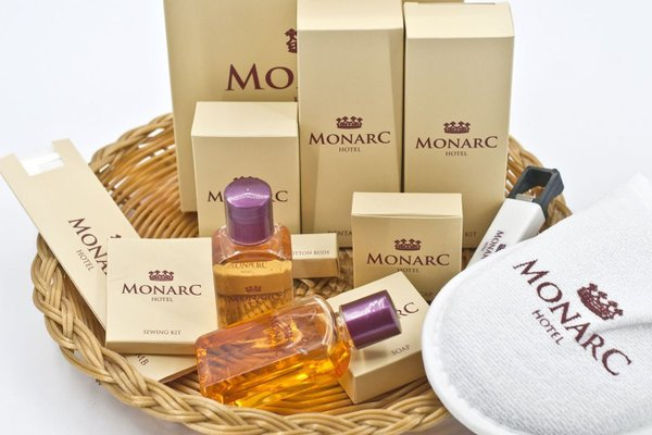 MonarC Hotel - фото 11