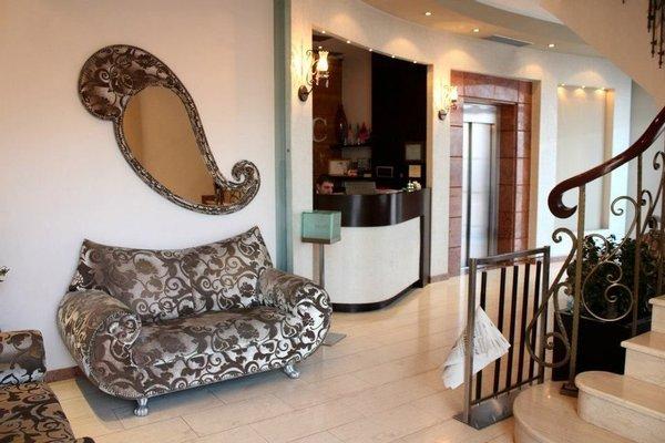MonarC Hotel - фото 13