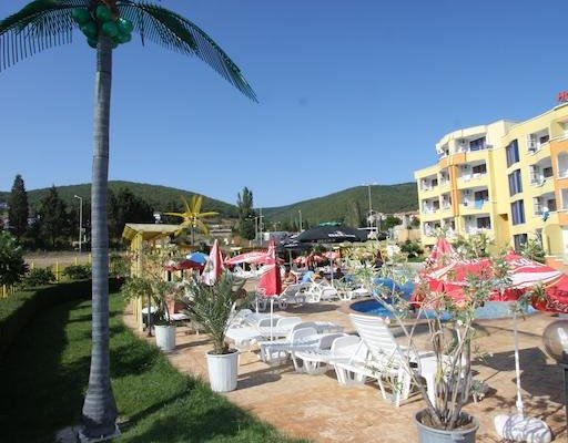Sveti Vlas Hotel - фото 17
