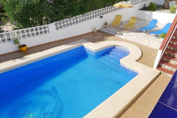 Villa Benissa - фото 16