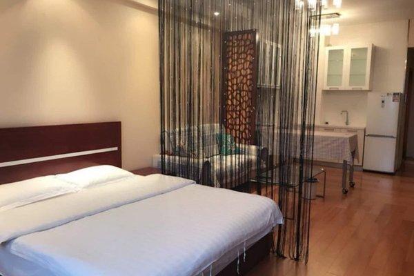 Beijing Golden Apple Apartment - фото 44
